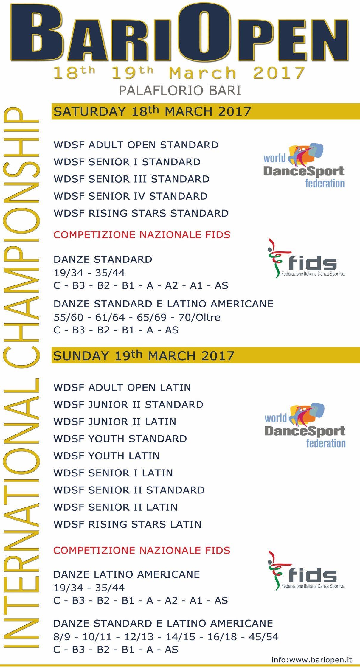 Bari Open 2017