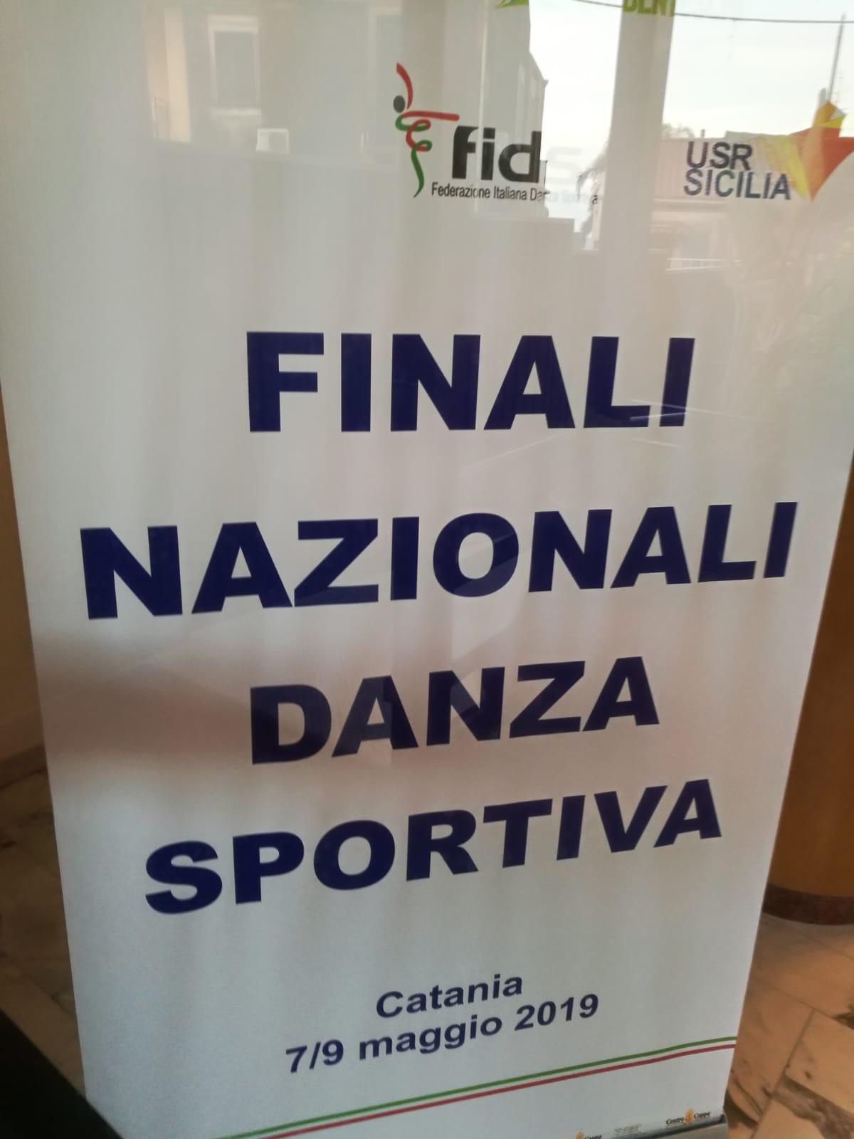 Federdanza Calendario.Sportascuola Comitato Regionale Puglia